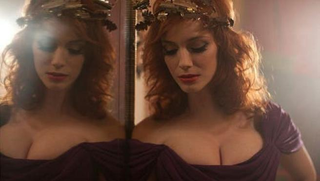 Las fotos de Playboy de Christina Hendricks (Mad Men)