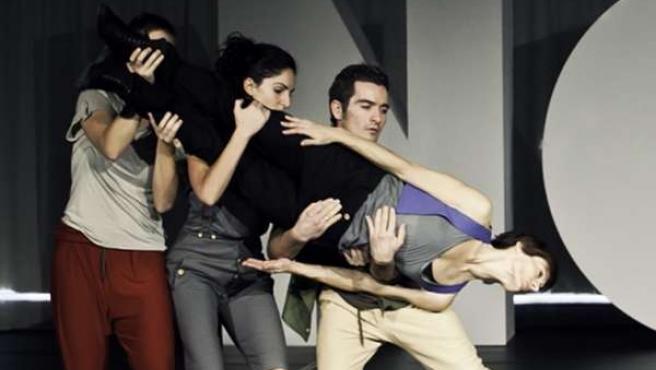 Compañía navarra de danza contemoránea Fueradeleje.