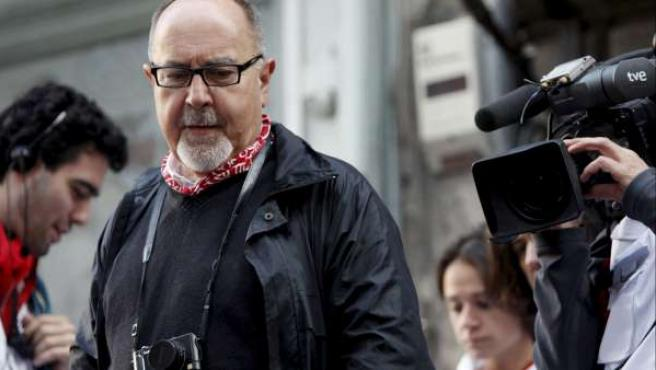 El director de cine Bigas Luna.