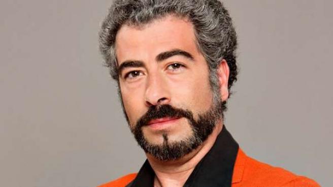 Agustín Jimenéz retoma su faceta de actor.