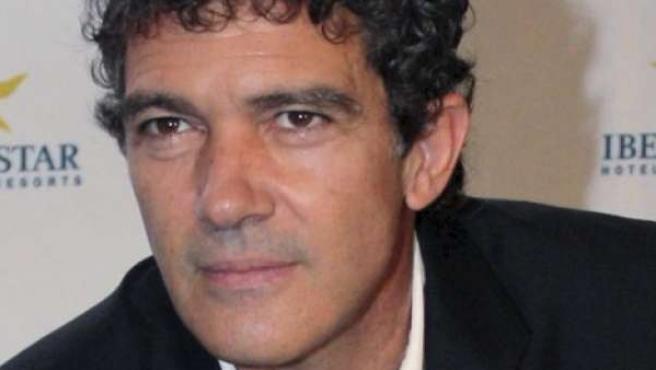 Una imagen de archivo del actor Antonio Banderas.