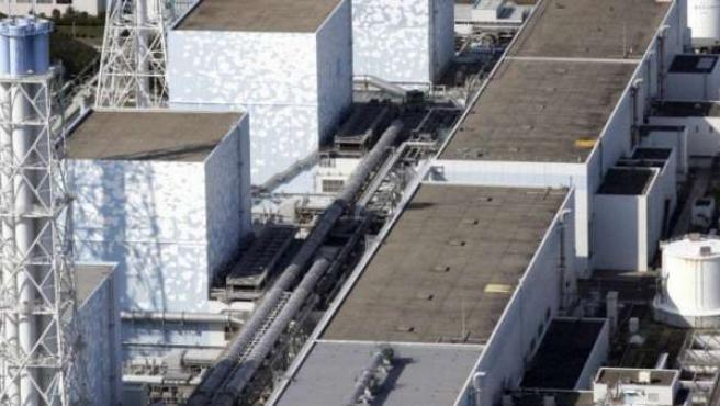 La planta de Fukishima 1, en Japón.