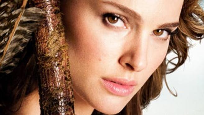 Pósters de 'Caballeros, princesas y otras bestias': Natalie Portman, más élfica que nunca