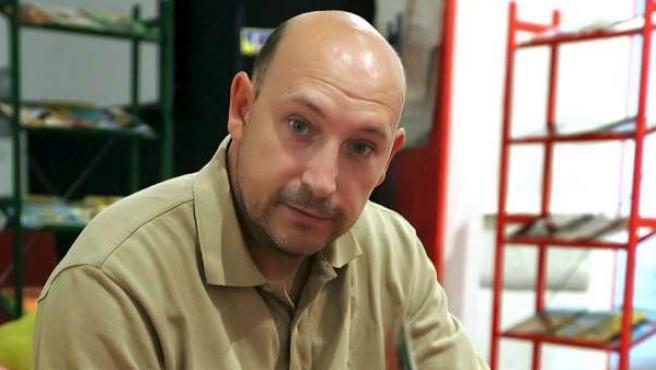 Fotografía de archivo del 05/08/2005 del académico de cine Manuel Sirgo.