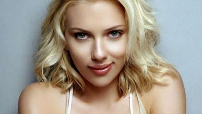Una imagen de archivo de Scarlett Johansson.