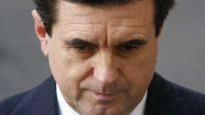 Imagen de archivo del expresidente balear Jaume Matas.