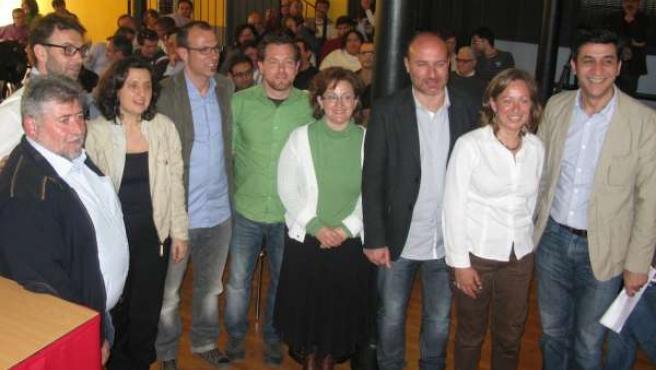 Foto Convenció Programàtica PSM IV Exm