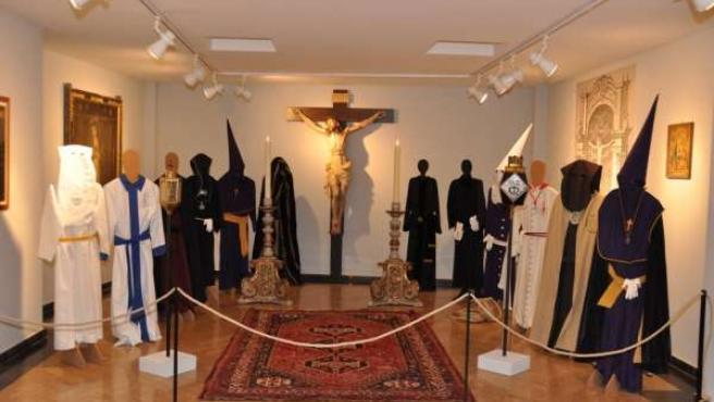 La exposición podrá visitarse hasta el 10 de abril en Ejea