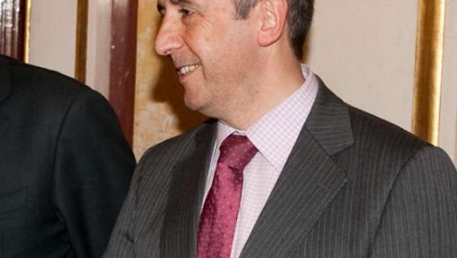 Josu Erkoreka, portavoz del PNV