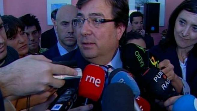 """Vara exigirá que el AVE siga al """"ritmo comprometido"""""""