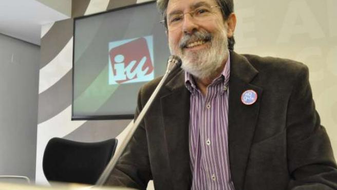 Adolfo Barrena de IU
