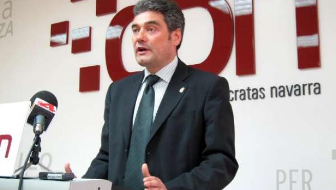 José Andrés Burguete, presidente de CDN.