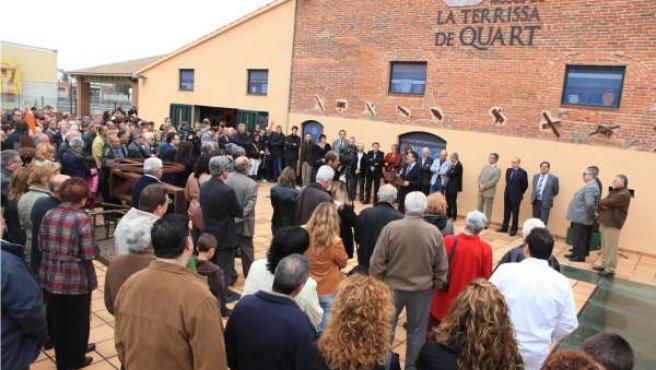 Museu de la Terrissa de Quart (Girona)