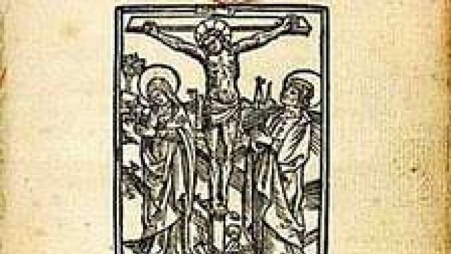 Ejemplar del 'Linguae Vasconum Primitia'.