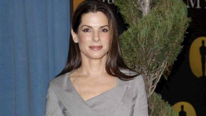 La actriz Sandra Bullock, en una imagen de archivo.