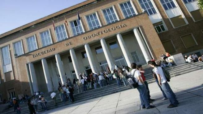 Facultad de Odontología de la Universidad Complutense de Madrid.