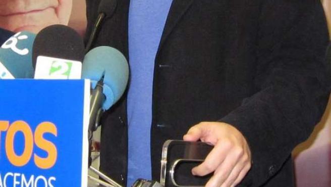 El presidente del PP de Málaga, Elías Bendodo