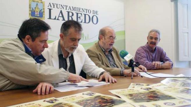 Presentación de la nueva edición del rallye Costa Esmeralda
