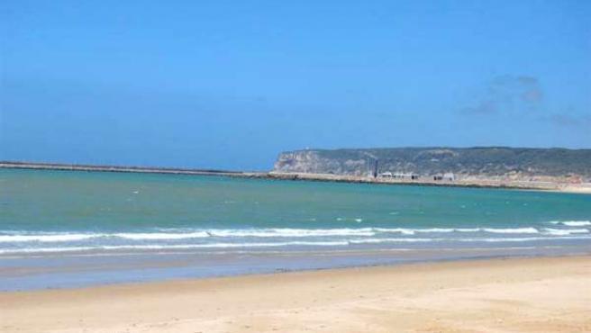 Playa de Barbarte (Cádiz)