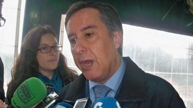 El fiscal del caso Mari Luz, Alfredo Flores.