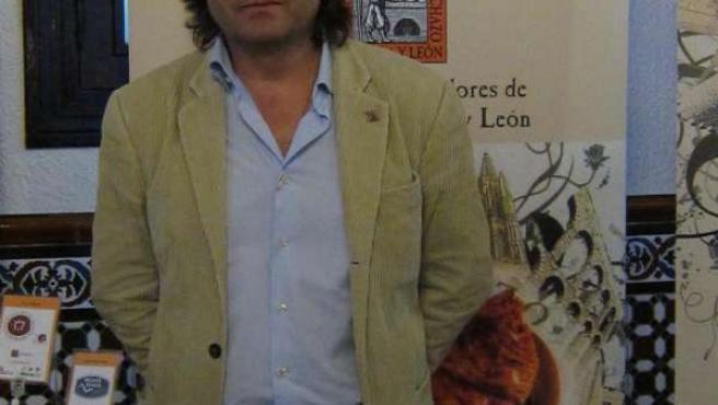 Miguel ángel Martín de la Asociación de Asadores de Lechazo de CyL