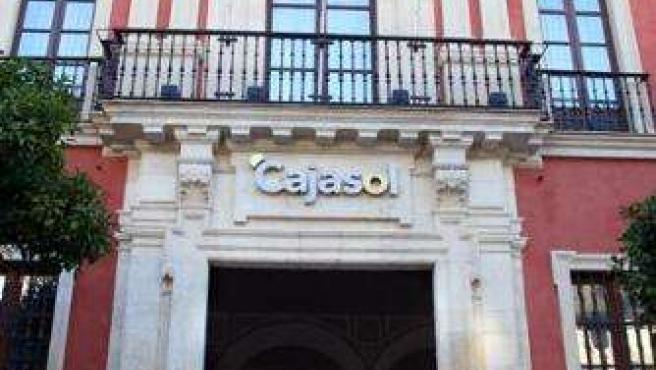 Sede social de Banca Cívica en Sevilla