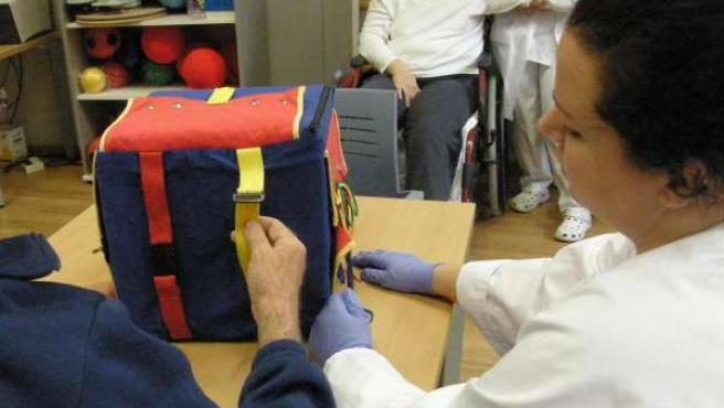 Hospital de Día de Demencias