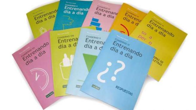 Libro 'Entrenando Día a Día'.