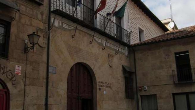 Cámara Comercio Salamanca
