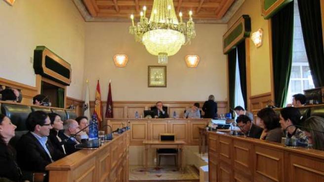 Pleno Concello de Santiago
