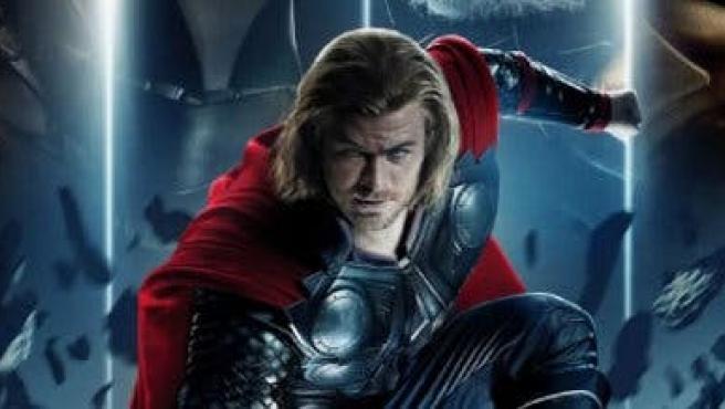 Nuevo clip de 'Thor': El dios del trueno llega a la tierra