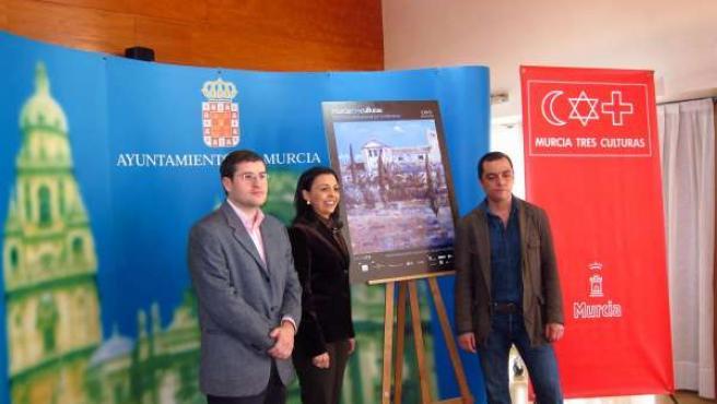 Ángel Luis Carrillo, Fátima Barnuevo y Solano