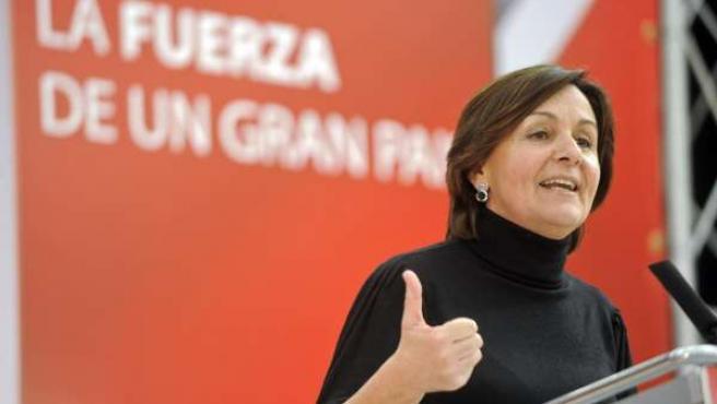 Dolores Gorostiaga.