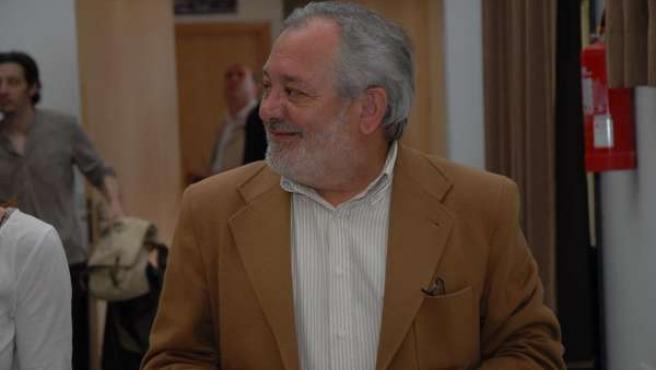 El alcalde de Córdoba y candidato de IU a la reelección, Andrés Ocaña