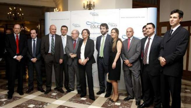Presentación de la Asociación Eólica de Cantabria