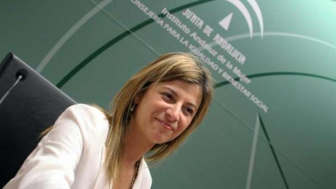 La ex ministra de Igualdad Bibiana Aído