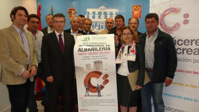 Concurso De Albañilería