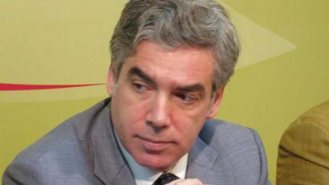 José María Fuentes-Pila, candidato del PRC a la Alcaldía de Santander