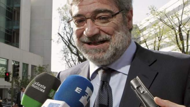 El exportavoz del Gobierno del PP, Miguel Ángel Rodríguez.