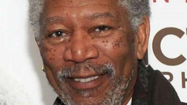 Imagen de archivo del actor Morgan Freeman.