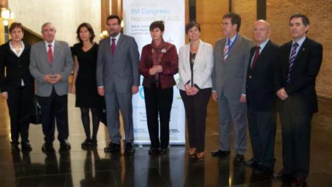 Noeno Participa En El XVI Congreso Nacional SEAUS