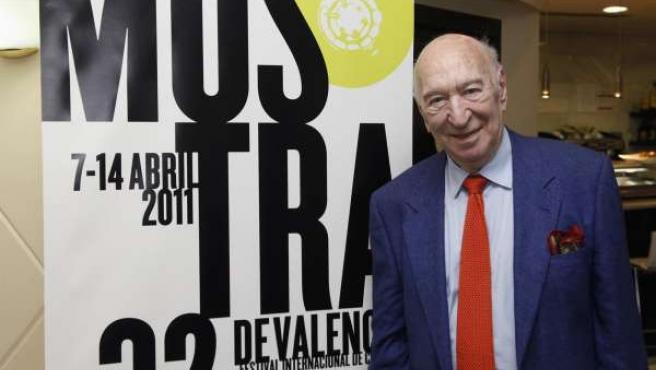 Giuliano Montaldo En La Mostra