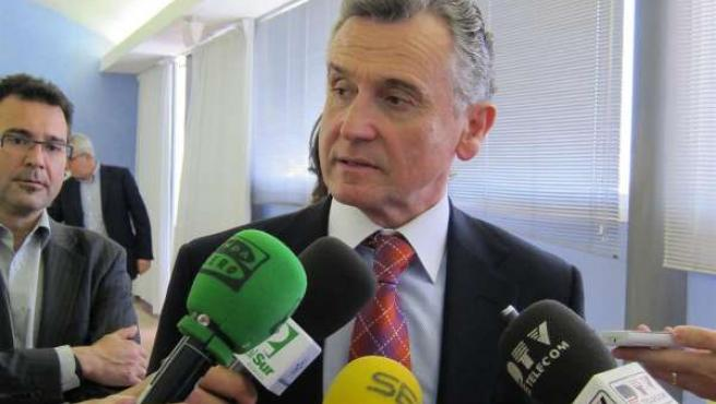 Consejero de Cultura, Paulino Plata