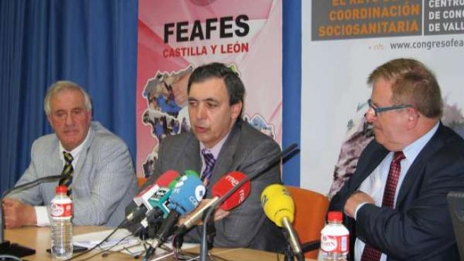 Presentación Del XVII Congreso De FEAFES En Valladolid