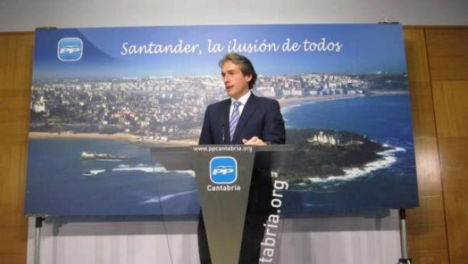 El Alcalde De Santander, Íñigo De La Serna