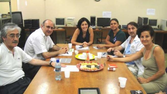 Gavira Y Luján Se Reúnen Con Representantes De Universidades Brasileñas