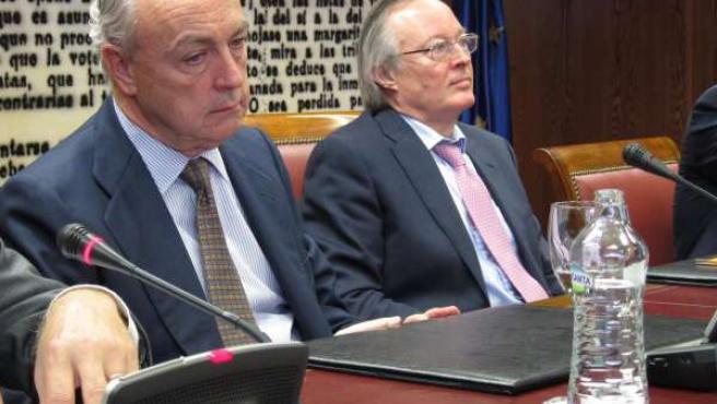 El Exministro De Industria Y Energía Y Actual Presidente De Vueling, Josep Piqué