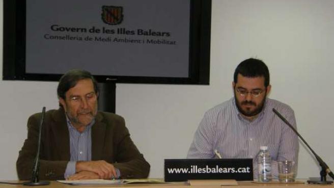 Catalán Y Vinceç Vidal En Presentación Aniversario Cabrera
