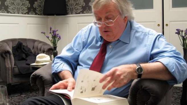 El Historiador Paul Preston Presentando Su Libro