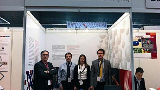 AIN Participa En Imaginenano En Bilbao.
